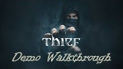 "Thief: Chapter 1 ""Lockdown"" Demo Walkthrough (PS4 / Blind)"