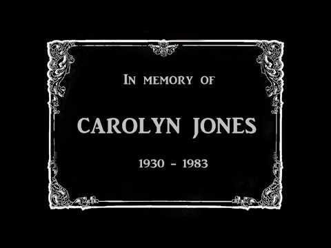 Desirable Women: CAROLYN JONES