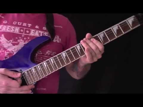 Throne Of Ahaz Northern Thrones Guitar Lesson