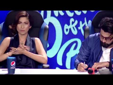Darvesh Sawali (full song HD) Pepsi Battle Of The Band  Fawad Khan, Atif Aslam & Mesha Shafiipad