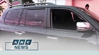 Ex-Pangasinan governor in stable condition following ambush | The World Tonight