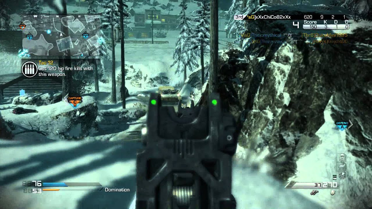call of duty ghost recovery tu10 unlock all prestige 10