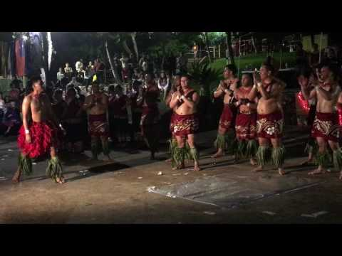 UH Mānoa FOS Club Performing for Poly Fest Spring 2017