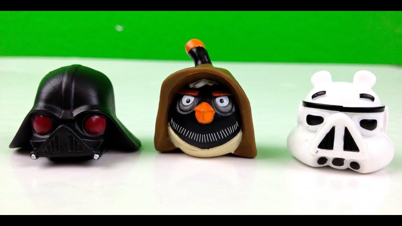 Angry Birds Star Wars Toys : Kodykoala s custom angry birds star wars u kodykoala