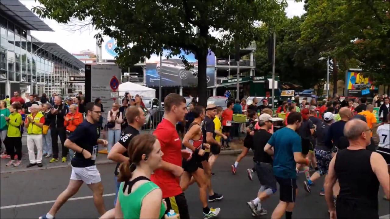 20. mercedes-benz halbmarathon in berlin reinickendorf - youtube