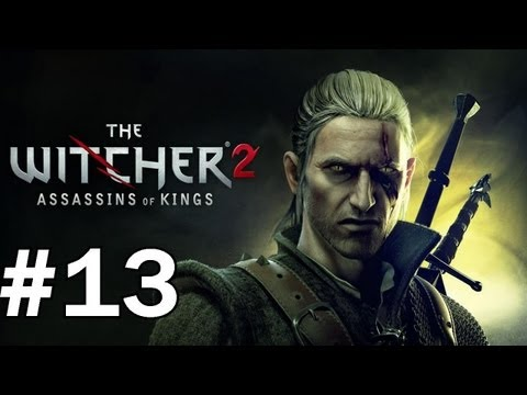 The Witcher 2 Gameplay / Walkthrough | Ep.13 - THE TOWN OF FLOTSAM