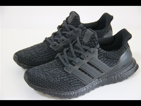 f2e2dfc6ed3c5 Adidas Ultra Boost 3.0 Black and Silver Unite BA8923 from Beyourjordans.ca