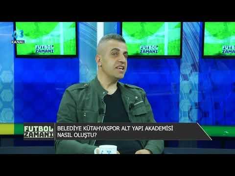 FUTBOL ZAMANI / 1.BÖLÜM - B.KÜTAHYASPOR ALT YAPI KOORDİNATÖRLERİ