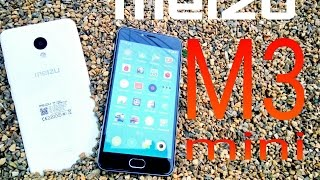 Meizu M3 наследник сверх популярного Meizu M2 mini!