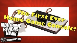 Magnavox Odyssey System Review - Gamester81