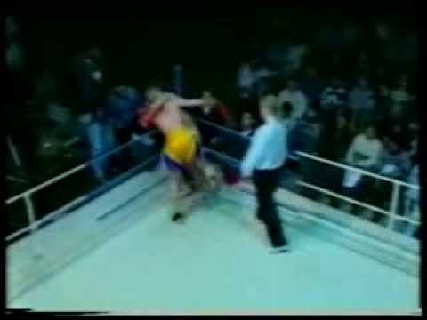 "Thaiboxing and Kickboxing at Solnahallen 1993-02-06 Part 1 ""The Dream Team Gala"""