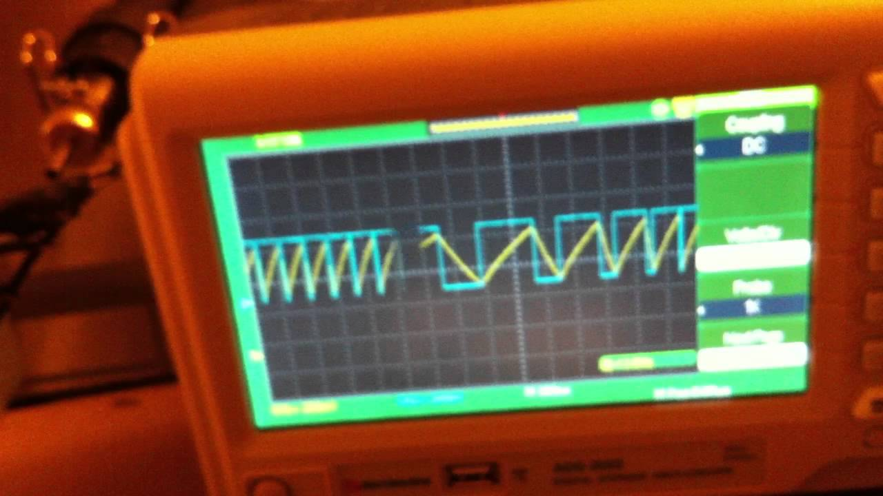 555 Timer Signal Generator Circuit Youtube Be Seen From The Ic Use To Function Frequency