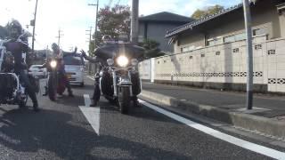 SAKURA FUNKY JAM 舞鶴~びっくり海鮮丼ツーリング 2014/11/16