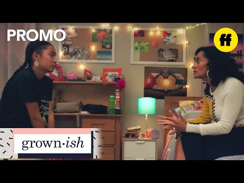 grown-ish | A New Series From the Executive Producer of black-ish | Freeform