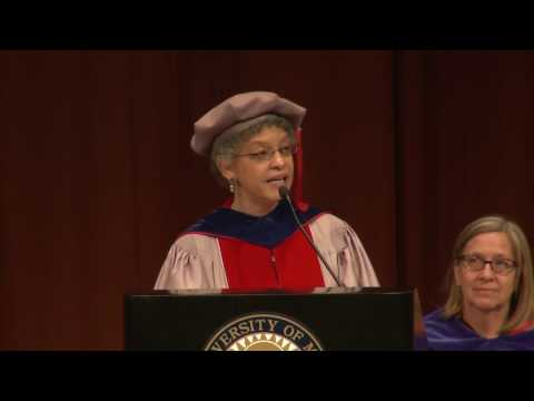 .@fordschool - 2017 Ford School Commencement - full ceremony