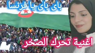 ردة فعل مصرية على اغنية / باى باى يا فرنسا / فرقة البهجة / اغنية تحرك الحجر / الجزائر