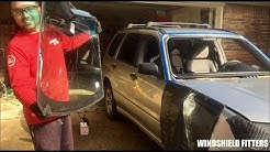 Windshield Replacement 101