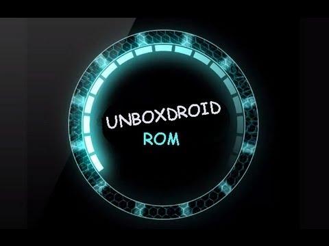 Rom || The Dark Ics para Zte Skate