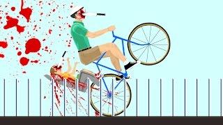 BRUTAL DEATH TRAPS! (Happy Wheels)