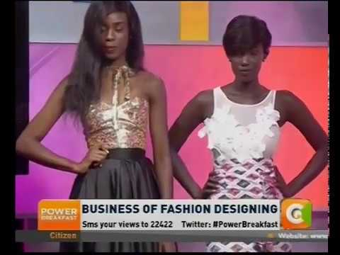 Power Breakfast Interview :Business of fashion designing