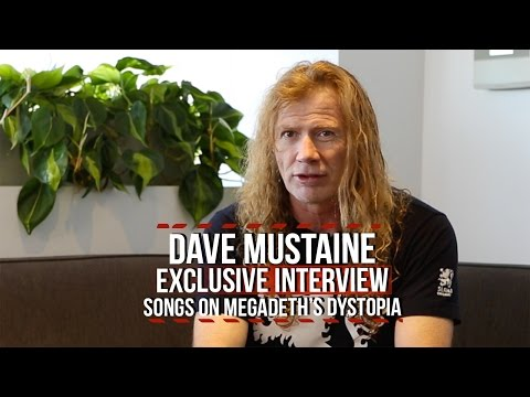 Megadeth's Dave Mustaine Talks 'Poisonous Shadows' + 'Fatal Illusion'