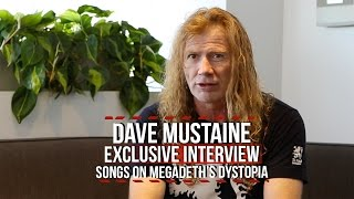 Megadeth's Dave Mustaine Talks 'Poisonous Shadows' + 'Fatal Illusion' Mp3