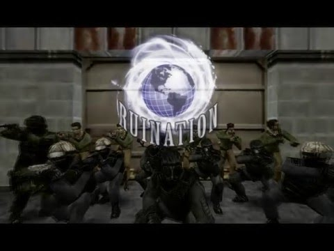 Ruination Final [Counter-strike 1.6]