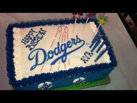 AVA's DODGERS Jewel City Bowl Birthday Party!!!
