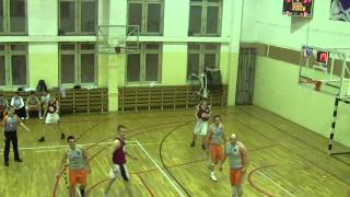 TV EBL -  Give Me The Rock - DROMAX Strzelce Kraj - kwarta 4 sezon 2012/213 EBIS Basket Ligi