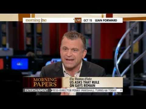 "Dylan Ratigan's epic ""Morning Joe"" rant"