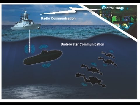 Edge C4I diver navigation and communication system