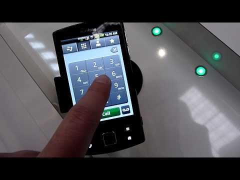 MWC 2010: Garmin-Asus Nuvifone A50