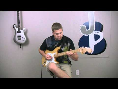 Amazing guitar tips - Basic Melodic Phrasing Part 2 - Jims Guitar Lessons- Jim Pagel