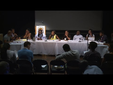 2016 U.S. Callaloo Conference Committee Planning Session