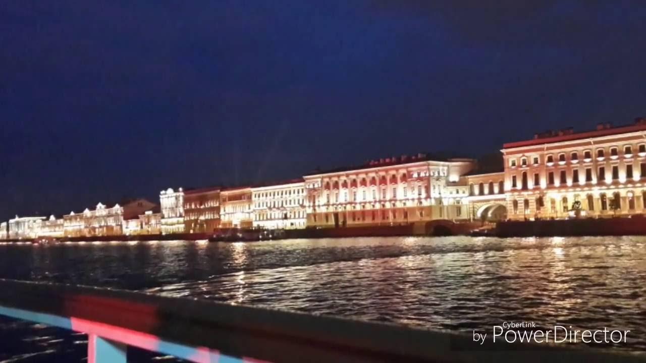 Где отдохнуть в Санкт -Петербурге / Питер / Ночные прогулки /