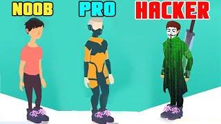 Sky Roller Noob Vs Pro Vs Hacker