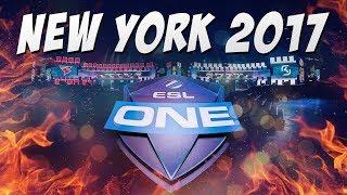 CS:GO - ESL One New York 2017 Highlights
