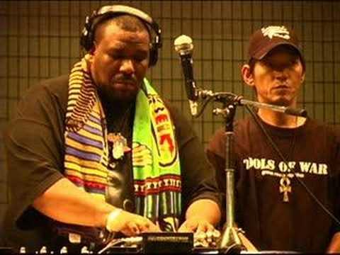 Afrika Bambaataa - Feel the vibe (dj Dynamite remix)