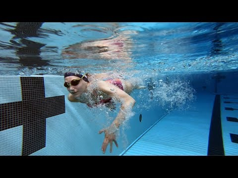 Competitive Swimmer Braves Spine Surgery | Cincinnati Children's