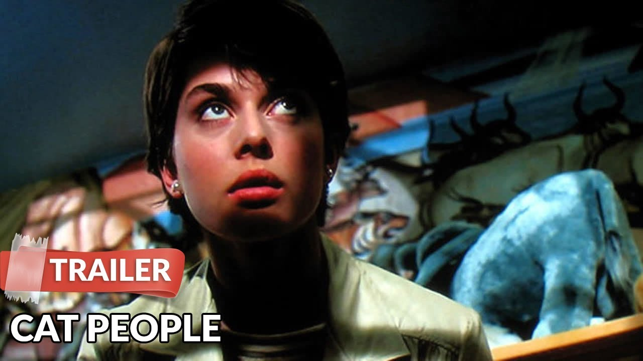 Cat People 1982 Trailer HD | Nastassja Kinski | Malcolm ...