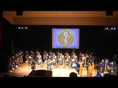 15th Anniversary NYPD Pipe Band 9/11 Memorial Concert