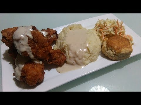 MEMORIES OF MACEDONIA ~ SOUTHERN FRIED CHICKEN MEAL COLLABORATION VIDEO WITH HEAD CHEF MOM