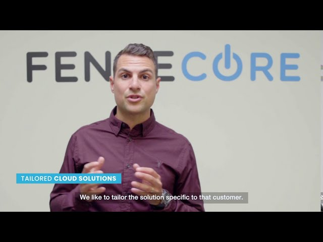 FenceCore Cloud Solutions
