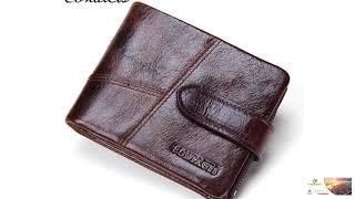 Genuine Cowhide Leather Men