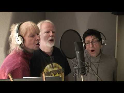 KOKOMO and ARRIVAL  Dyan Birch, Paddy McHugh, Frank Collins.