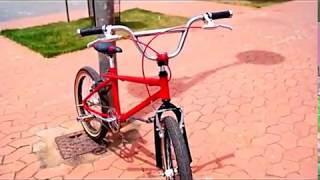 Bike freestyle antiga mais top