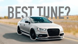 Best Tune For Your Audi S4 Under $1000!