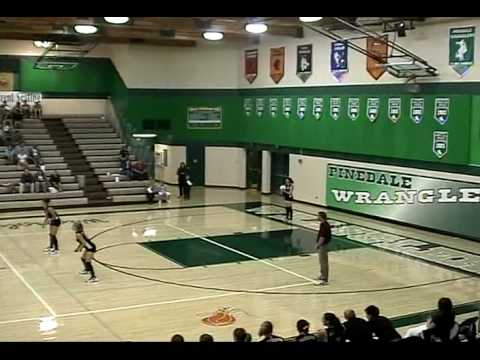 Pinedale High School vs. Jackson Hole High School