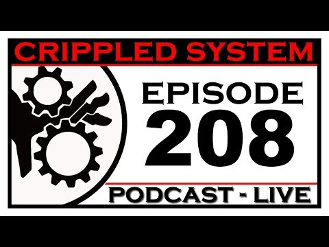 Crippled System Episode 208: Me, Leon and Jubal Early floating in space