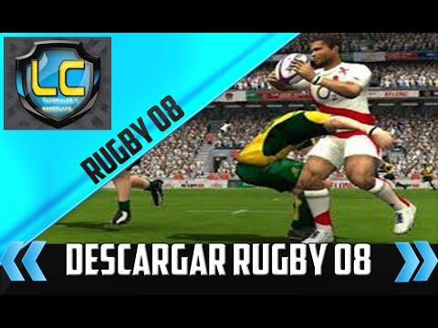 "Como Descargar ""Rugby08"" Para PC [2015] Full un Link"